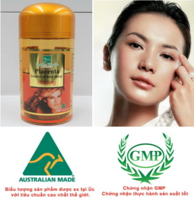 Nhau Thai Cừu GOLDEN HEALTH ÚC
