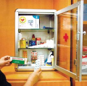 12 loại thuốc nên có trong tủ thuốc gia đình