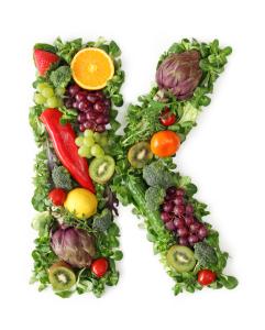 Vitamin K đối với sắc đẹp phái nữ