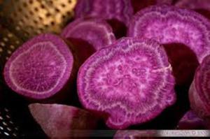 Công dụng lảm đẹp tốt cho sức khỏe từ khoai lang tím