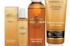 Dầu gội Megumi giúp tóc giảm gãy rụng hiệu quả