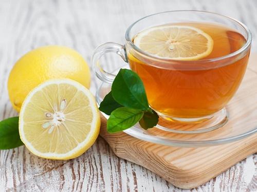 Giảm cân với trà chanh mật ong