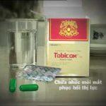 Thuốc bổ mắt Tobicom có tác dụng gì quan trọng?