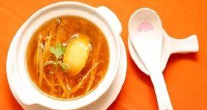 Súp bào ngư củ cải cà rốt