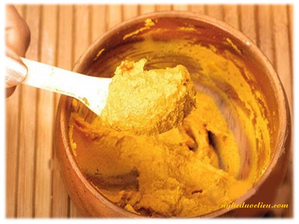 cách bảo quản tinh bột nghệ vàng