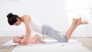 Tập thể dục sau sinh có tác dụng gì